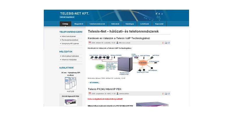 TelesisNET.hu