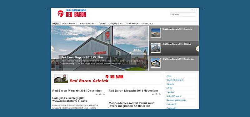 Red Baron Hungary