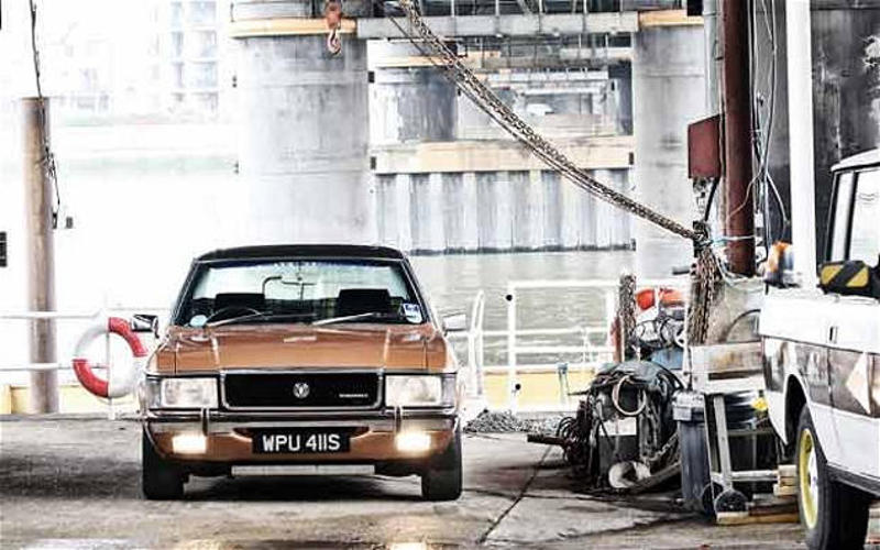 Youngtimer, a hetvenes évek autói